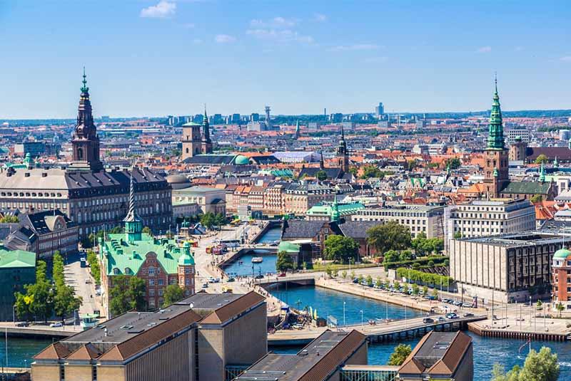 بازدید از کپنهاگ