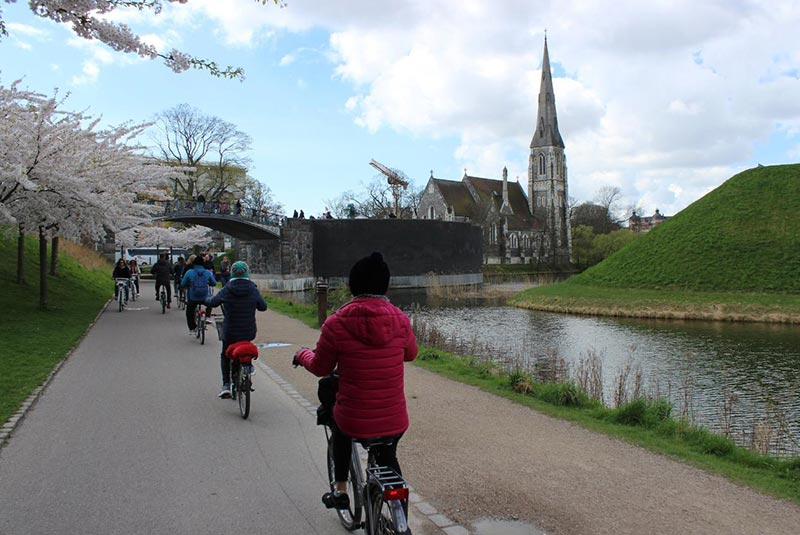 تورهای دوچرخه سواری کپنهاگ