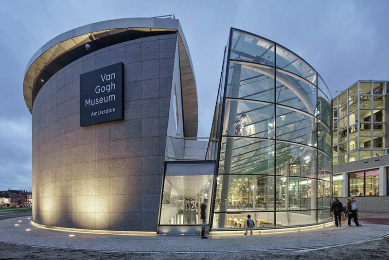 موزه مجازی ونگوگ آمستردام