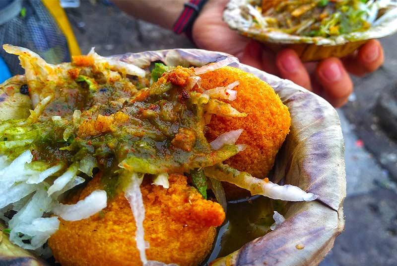 تور غذاهای خیابانی دهلی