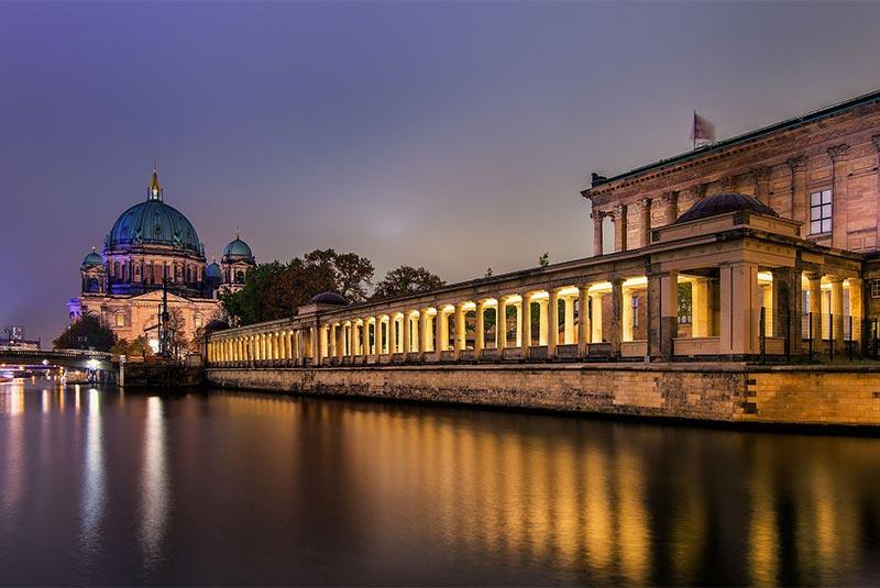 تور مجازی جزیره موزه - برلین