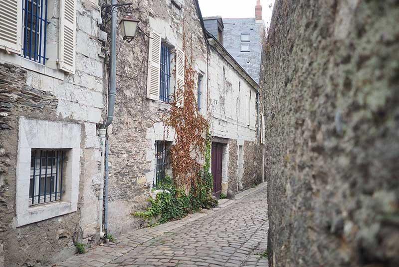 شهر تاریخی آنژه