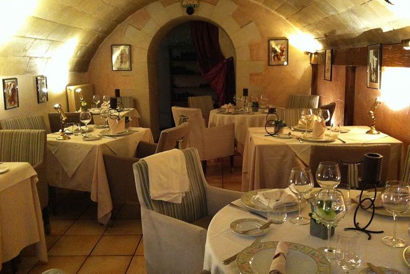 رستوران لوکولوس - آنژه
