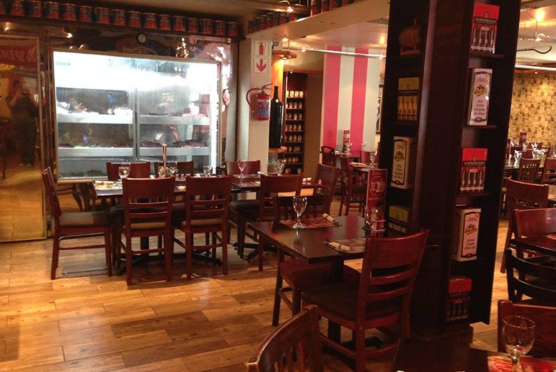 رستوران رمانتیکا - استلنبوش