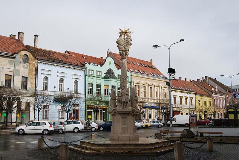 روستای تاپولتسا - مجارستان