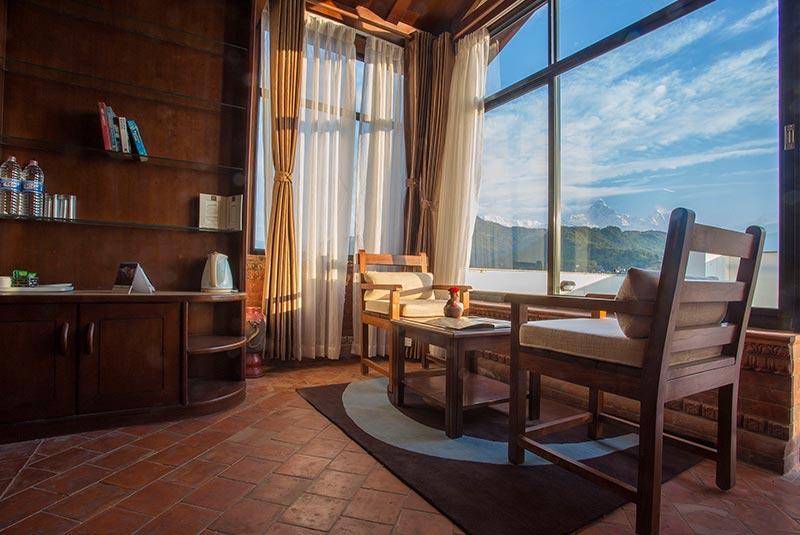 هتل های پخارا - نپال