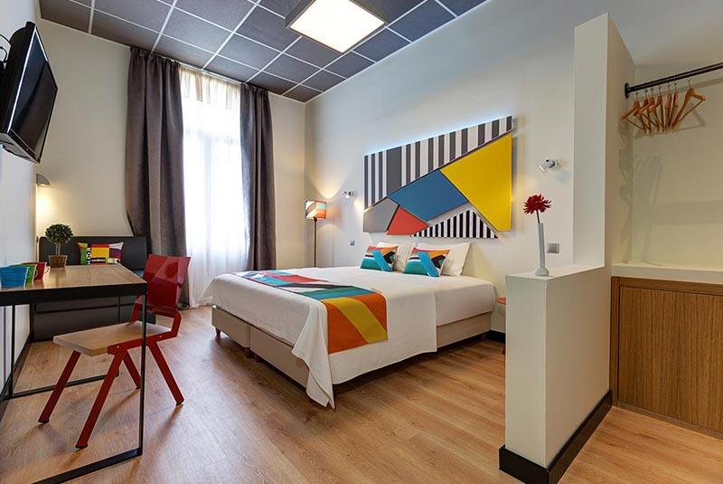 هتل کالرز لادالیکا سنترال - تسالونیکی