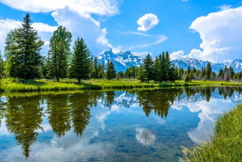 پارک ملی کوههای راکی، کلرادو