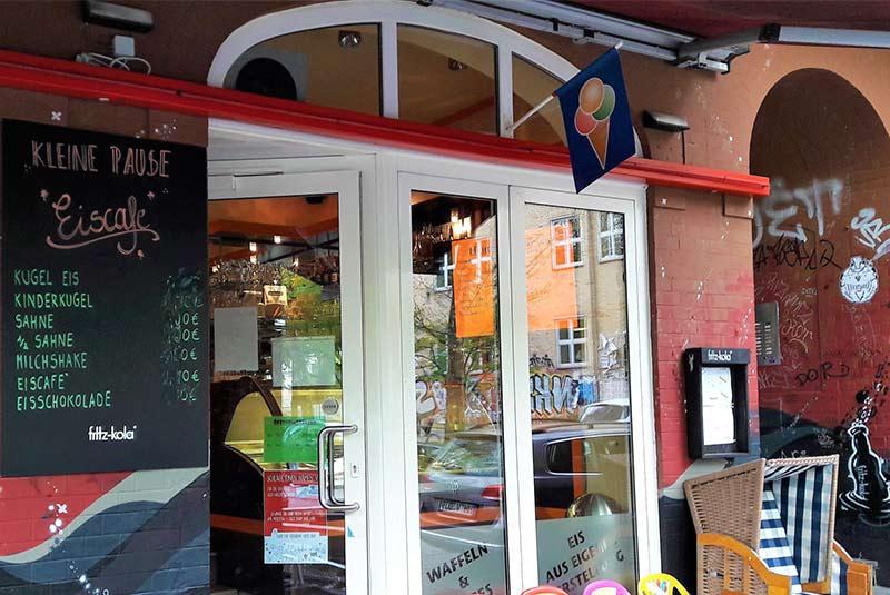 رستوران کلینه پاوزه - هامبورگ