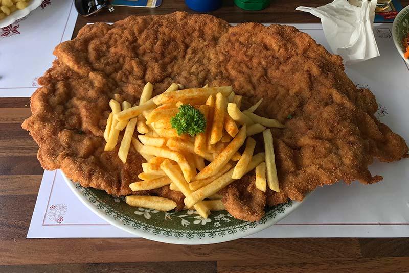 رستوران اریکاز اک - هامبورگ