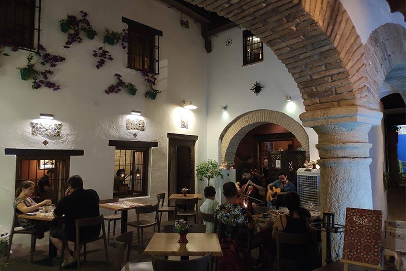 رستوران کازا مازال - کوردوبا