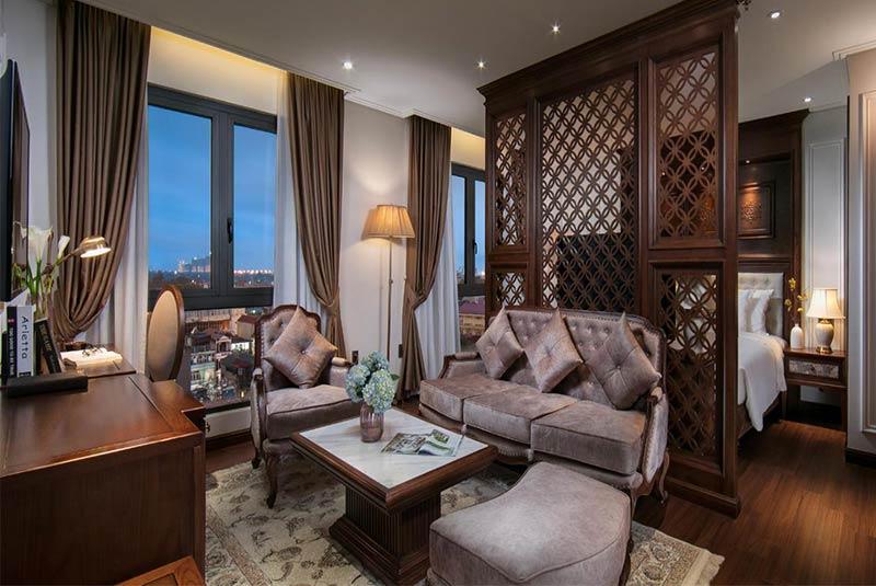 بوتیک هتل های هانوی