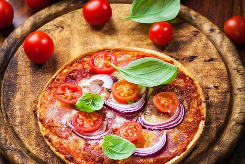 پیتزا آی مارمی، رم