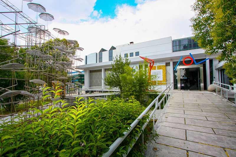 موزه هنر معاصر مقدونیه - تسالونیکی