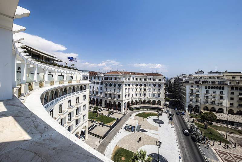 هتل الکترا پالاس - تسالونیکی