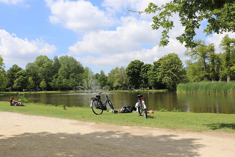 فوندل پارک آمستردام