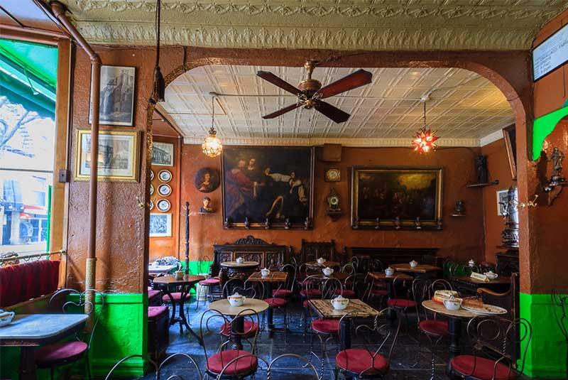 قدیمی ترین کافه های دنیا