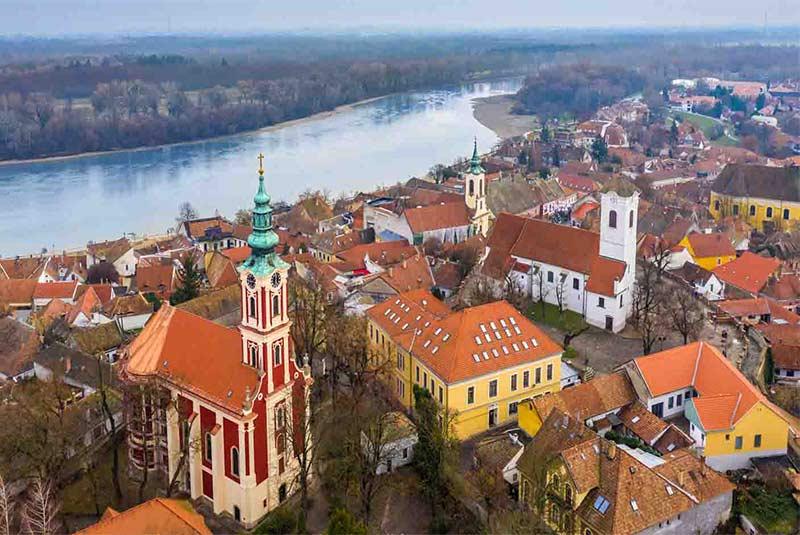 روستای سنتندره - مجارستان