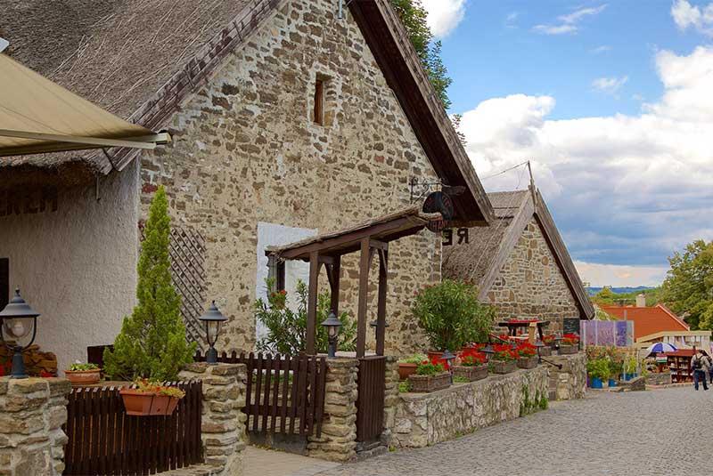 دهکده ها و روستاهای مجارستان