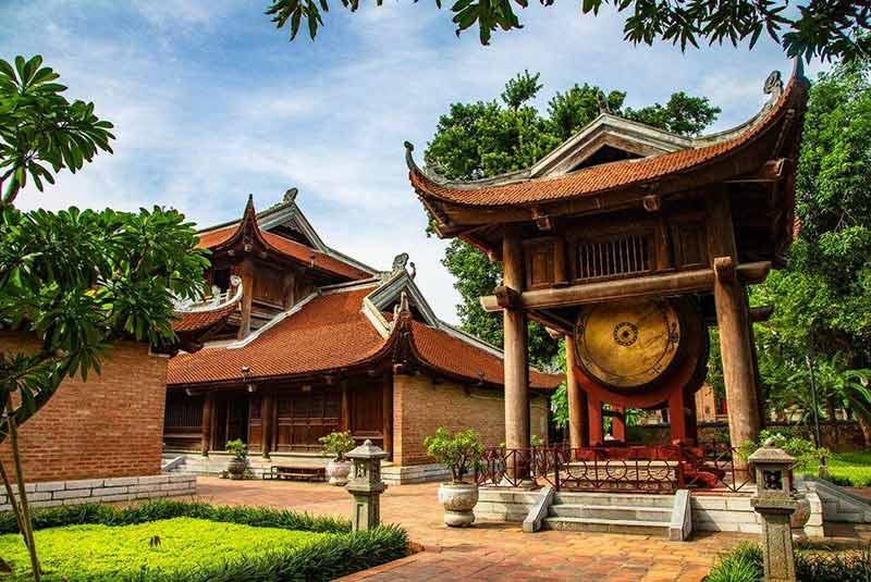 معبد ادبیات - هانوی