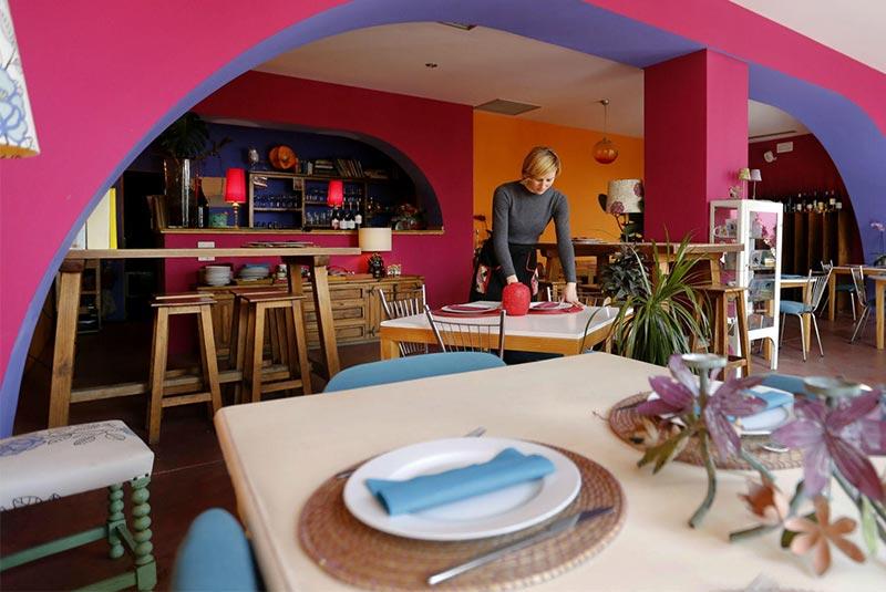 رستوران آمالتیا - کوردوبا