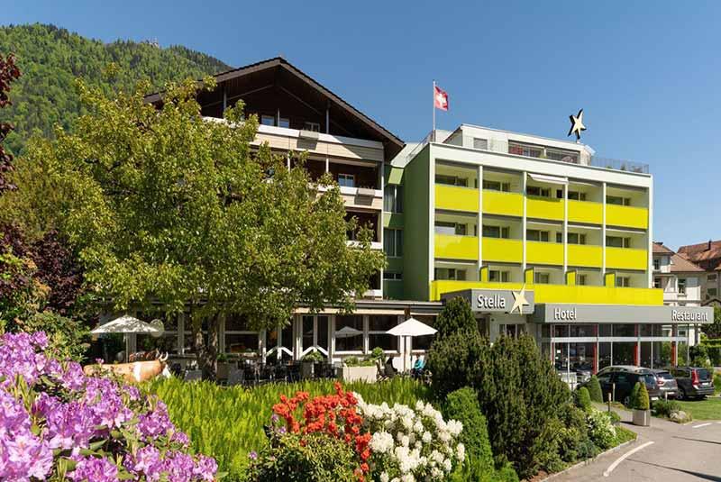 هتل استلا - یونگفراو