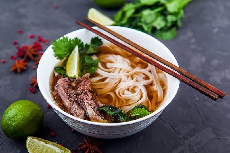 ناهار در هانوی