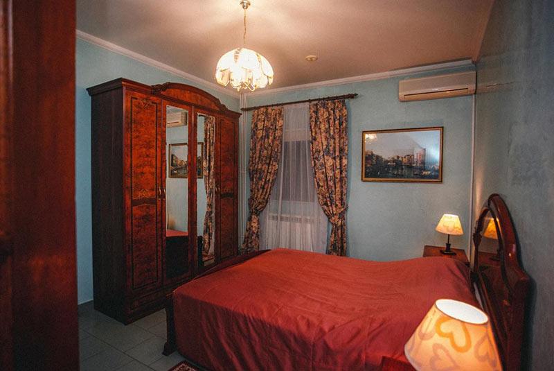 هتل جوزپه - کازان