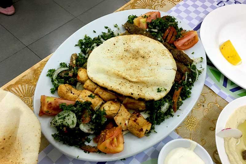 رستوران ال شام - هوشی مین