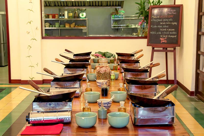 رستوران هوآ توک سایگون