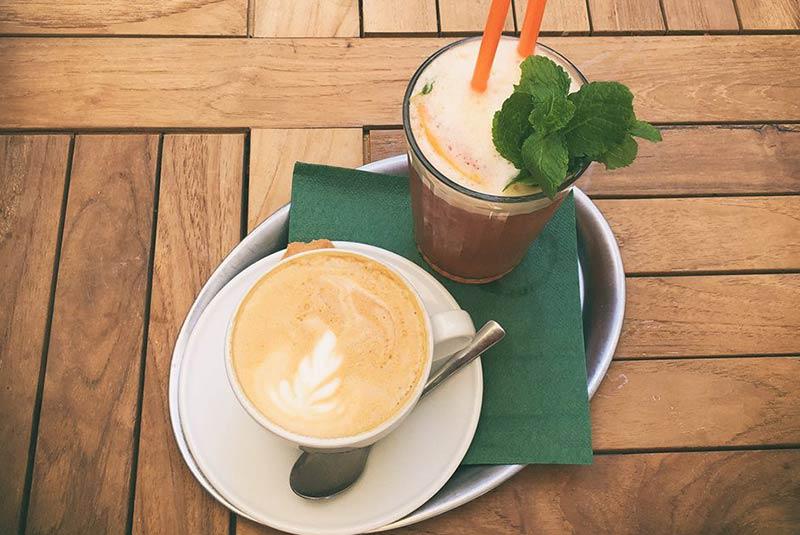 کافه دوبره اند دوبره - براتیسلاوا