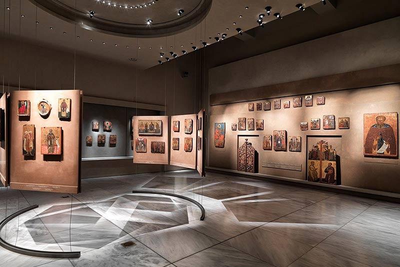 موزه فرهنگ بیزانس - تسالونیکی
