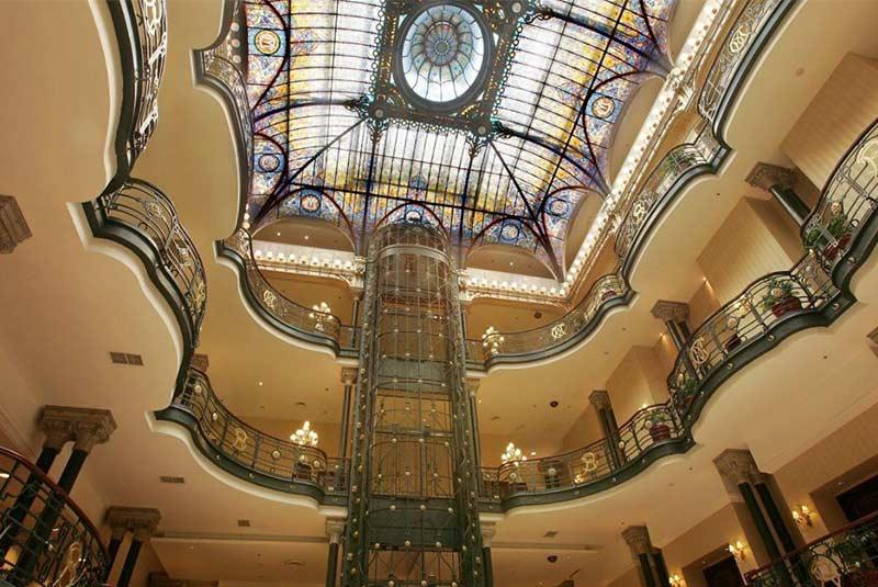 گران هتل سیوداد د مکزیکو