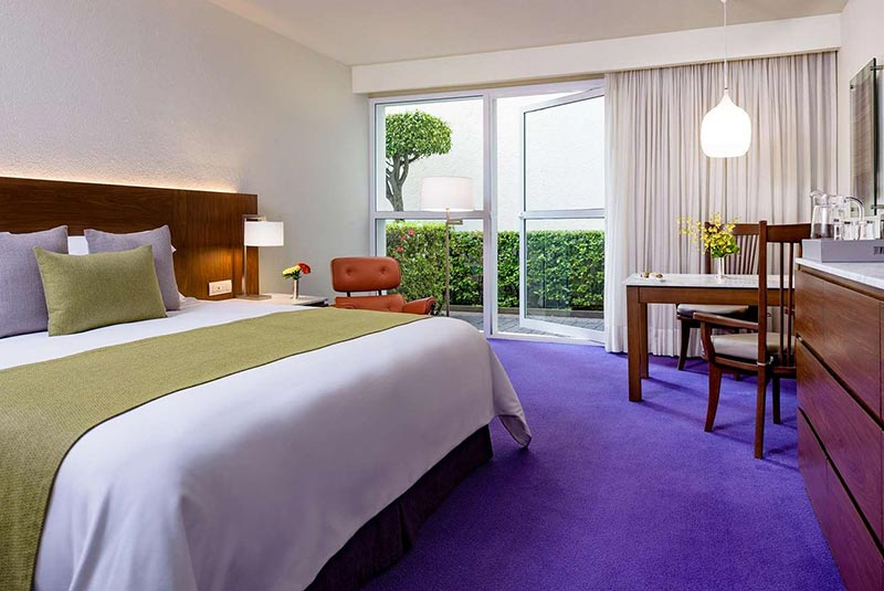 هتل کامینو ریل پولانکو - مکزیکوسیتی