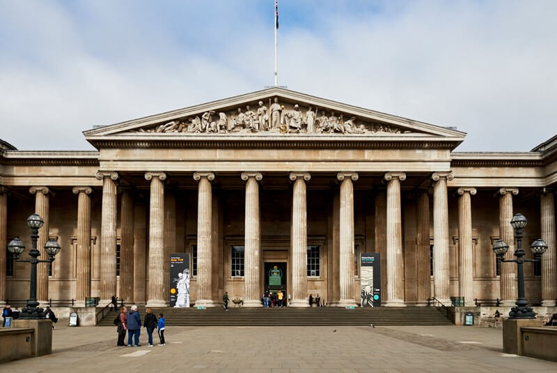 موزه بریتانیا، لندن