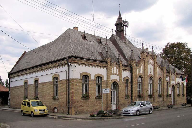 روستای پوروسلو - مجارستان