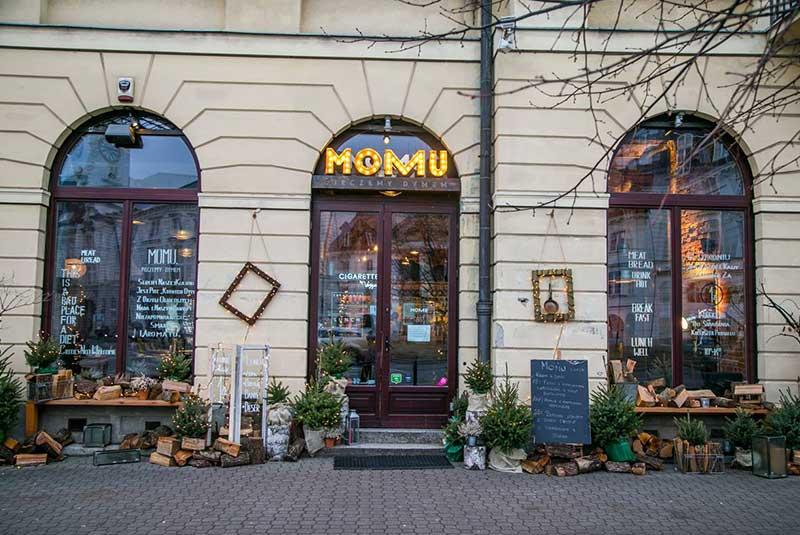 رستوران مومو - ورشو