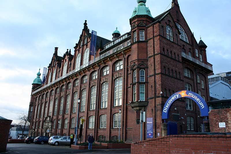 موزه اکتشافات نیوکاسل