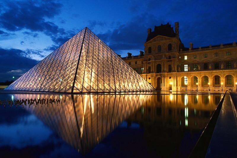موزه لوور، پاریس