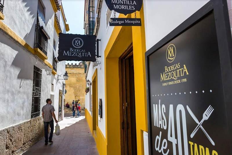 رستوران بودگاس مزکیتا - کوردوبا