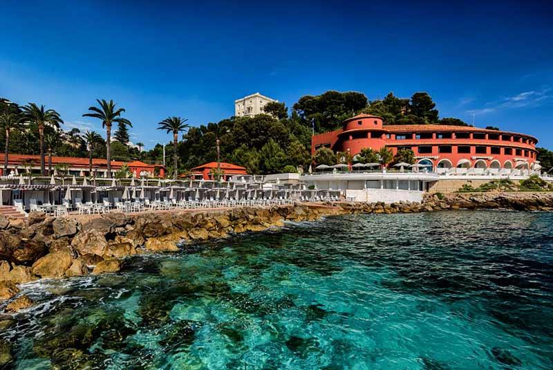 هتل مونت کارلو بیچ - موناکو