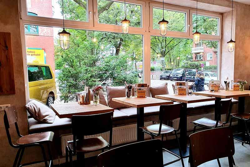 رستوران سوپریا - هامبورگ
