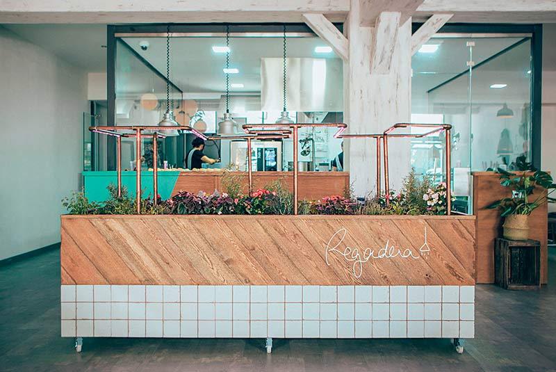 رستوران رگادرا - کوردوبا