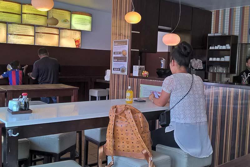 رستوران بک - هامبورگ