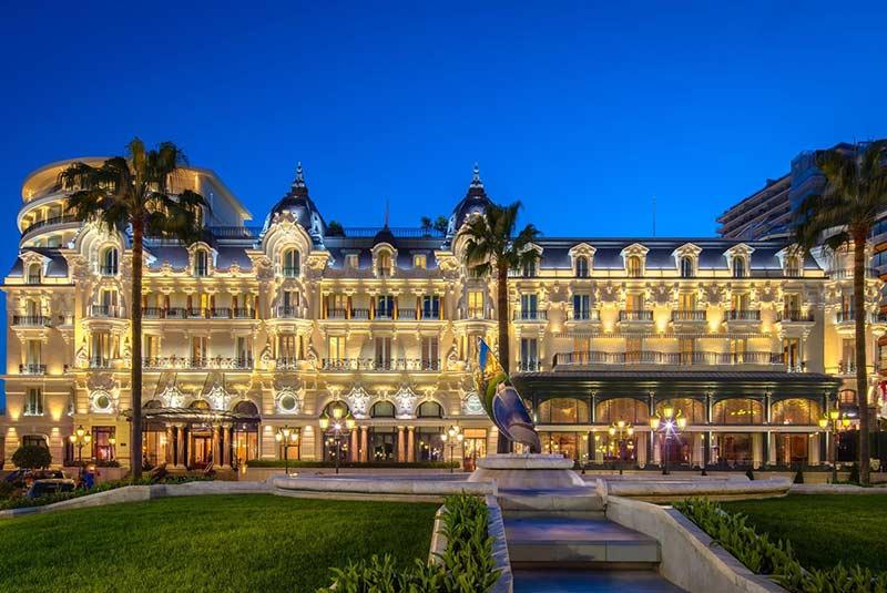 هتل پاریس - مونت کارلو
