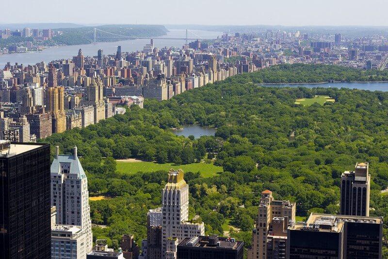 سنترال پارک، نیویورک