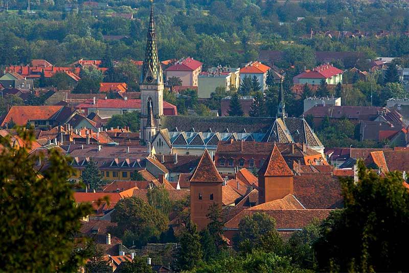 روستای کوسگ - مجارستان