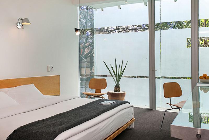 هتل هابیتا - مکزیکوسیتی