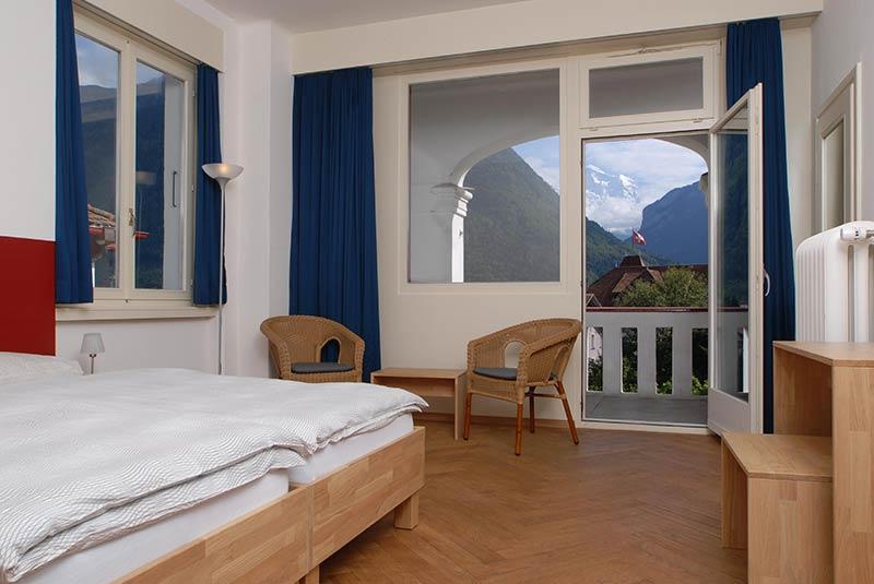 هتل ماتنهوف - یونگفراو