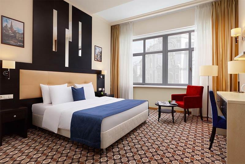 هتل ناگویی - کازان